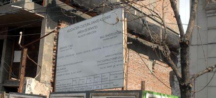 Falleció el albañil que el pasado lunes cayó de una obra en Alvear al 1100