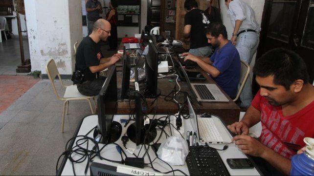 Festival Latinoamericano de software libre en Sastre
