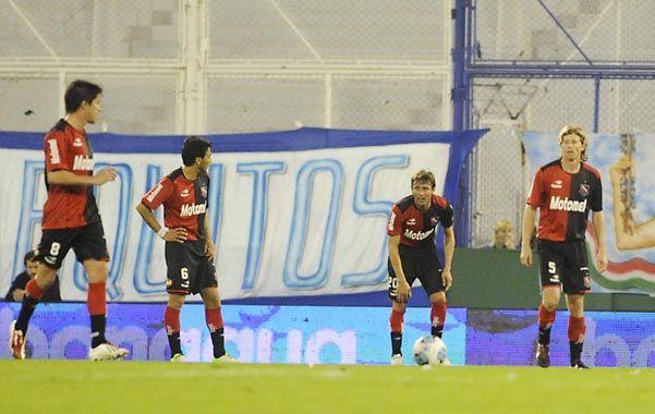 Vélez goleó a Newell's 3 a 0 el viernes en el Amalfitani. Pablo Pérez