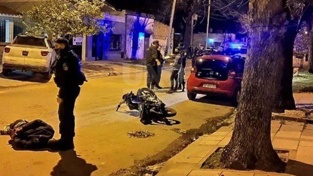 Liberan al joven policía que hirió al delincuente en un asalto