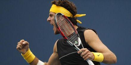 Del Potro hace historia y ya está en semifinales del US Open