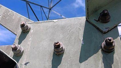 Energía: Advierten vandalismo en torres de alta tensión