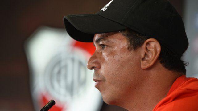 Gallardo: River no tiene jugadores en oferta, no creo que se vaya ninguno más