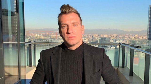 Maxi López indignado con las vacaciones deWanda Nara y Mauro Icardi en Ibiza.