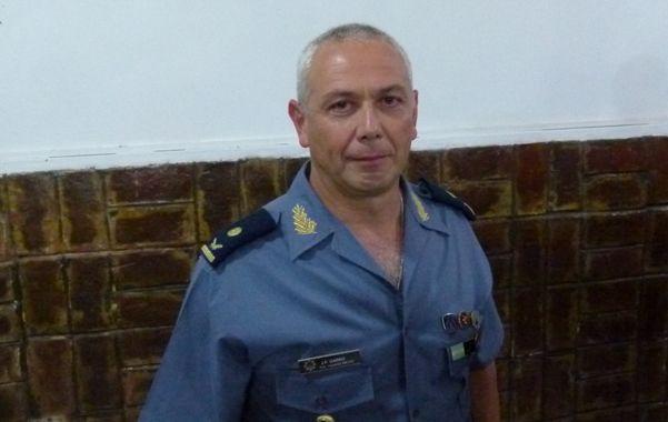 Polémico. Garro asumió el 31 de diciembre y se desató el escándalo.