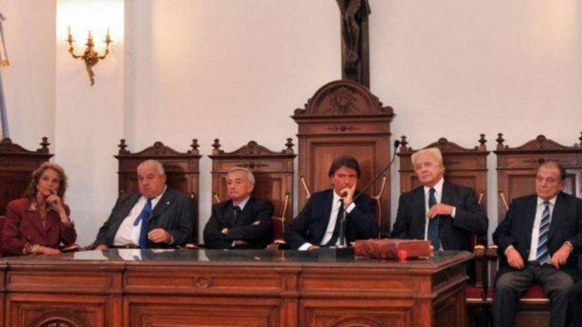 Cuatro ministros de la Corte cambiaron su criterio sobre el control de los fiscales