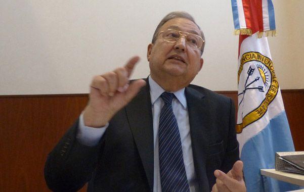 Spadaro convocó a miembros del equipo que trabajó en Inteligencia para el ex ministro bonaerense León Arslanián.