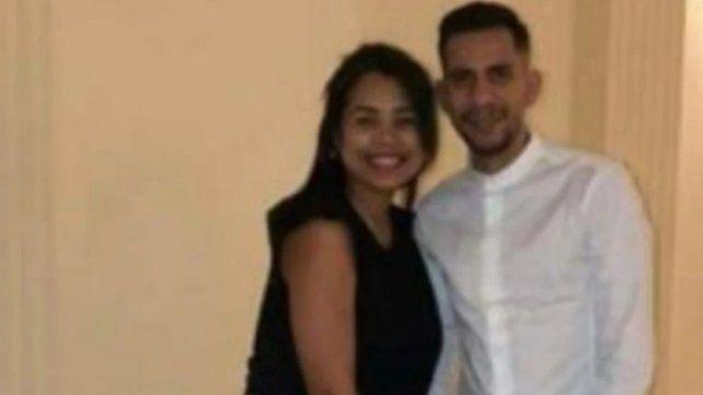 Mayerling y José Antonio. Ella está muerta, él prófugo. Foto: Facebook