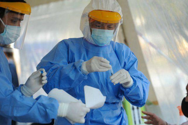 Rosario sumó 49 muertes de coronavirus y ya superó las 500 víctimas fatales