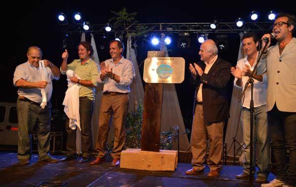La comunidad compartió el acto inaugural de las instalaciones.