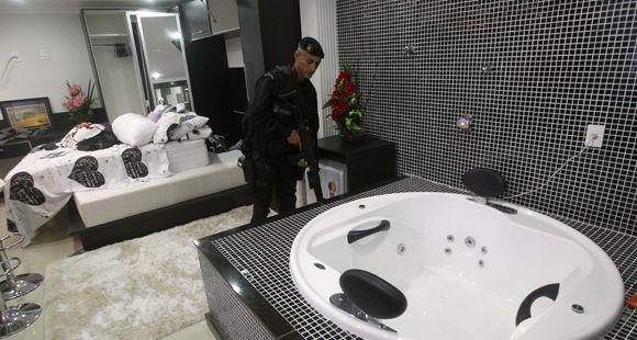 La policía brasileña realizó un megaoperativo en la favela Rocinha de Río de Janeiro