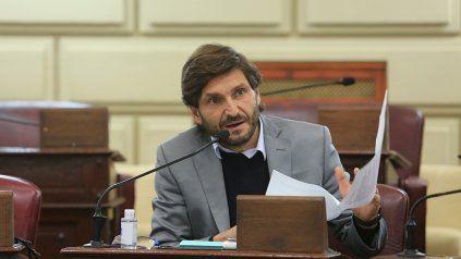 El diputado Maximiliano Pullaro, uno de los impulsores del nuevo espacio.