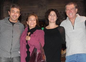 Antes de ir al programa de Susana Giménez, Ricardo Darín fue a ver El Precio