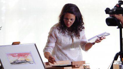 Romina Burone en Revista Tuya