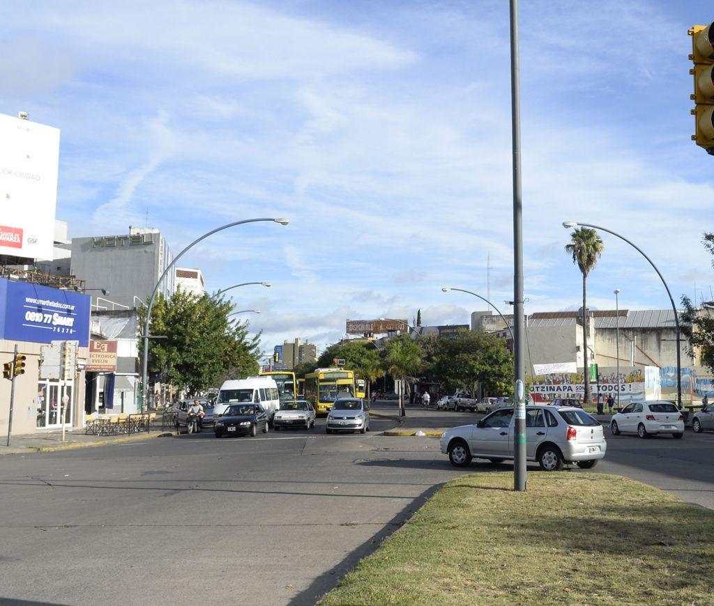 Se viene el cambio. La tradicional avenida de la zona norte se transformará para mejorar el tránsito.