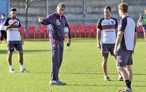 San Lorenzo sin presión de candidato