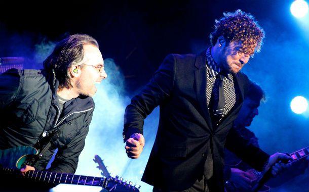 David Bisbal comenzó su gira en San Luis. Llega a Rosario luego de cantar en Mendoza y Córdoba