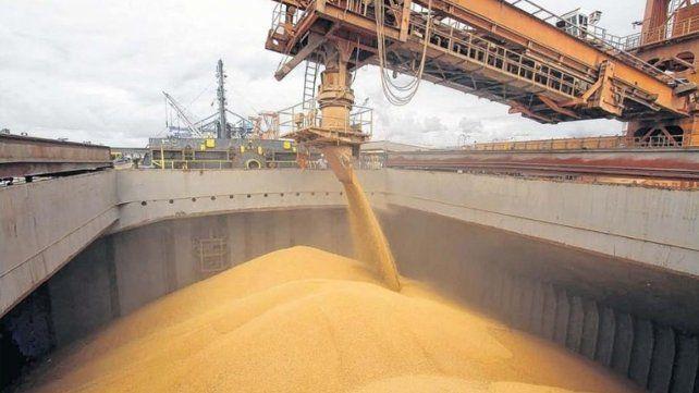 Agroexportaciones: se esperan u$s 11.275 millones hasta abril