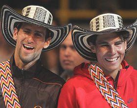 En un duelo de salsa, Djokovic también le ganó a Nadal