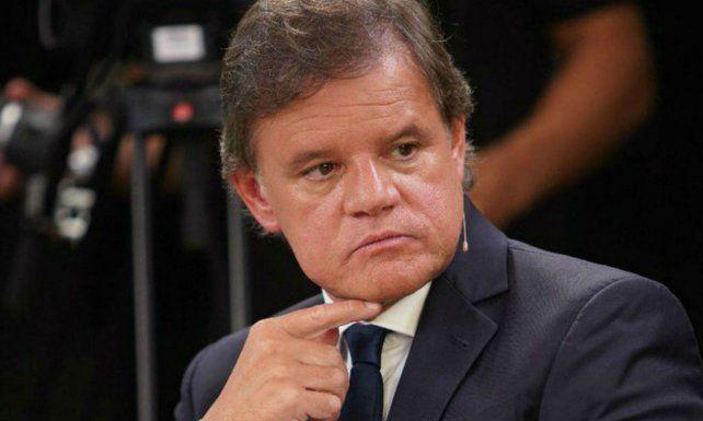 El periodista Quique Sacco también dio positivo de coronavirus