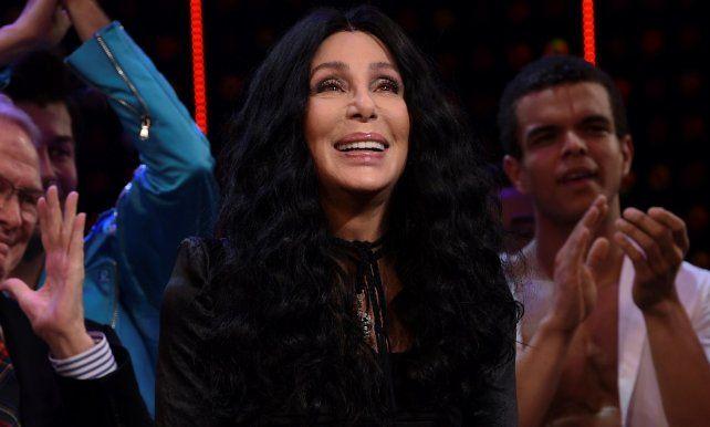 Cher anunció su biopic el día de su 75 cumpleaños