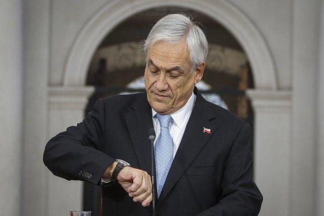 ¿Llegó la hora? El presidente Piñera no descartó hacer cambios en su gabinete