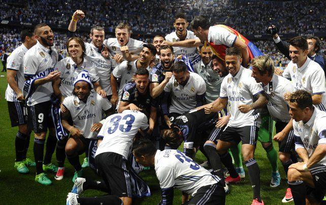 El equipo de Zidane quiere su primer doblete en casi sesenta años.