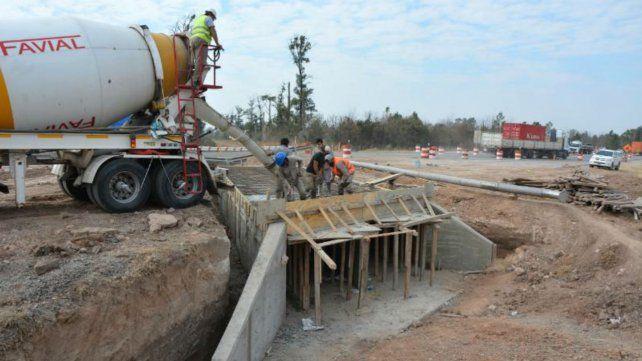 El ritmo de las obras es sostenido y el plazo de ejecución está puesto a fin de 2022.