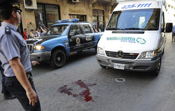 Sangre. Aun sufrió en 2012 una violenta salidera en Corrientes y Córdoba.
