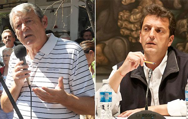 En voz alta. Kunkel y Massa expresan opiniones diametralmente opuestas sobre la iniciativa para cambiar el Código.