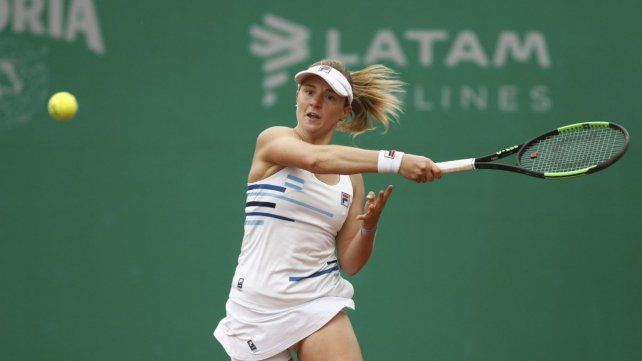 La rosarina Podoroska debuta en la primera ronda de Monterrey