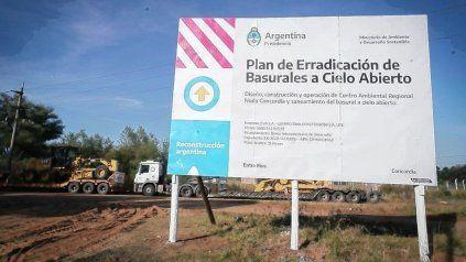 Firmaron el comienzo del Centro Ambiental Concordia que sustituirá al Campo de Abasto.