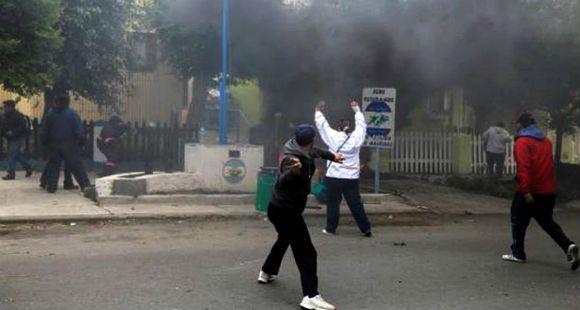 Suspenden sesión de emergencia económica en Río Gallegos por los graves incidentes
