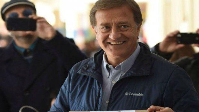 Suárez quiere ser el sucesor de Cornejo.