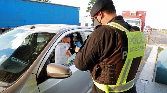 Se requerirá a los conductores toda la documentación necesaria para ciruclar.