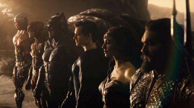 Cyborg, Flash, Batman, Superman, Mujer Maravilla y Aquaman están de regreso.