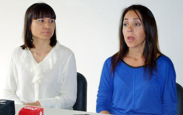 Fiscales. Marianela Luna y Lorena Aronne asistirán a la reconstrucción del caso y pidieron que esté la jueza Minetti.