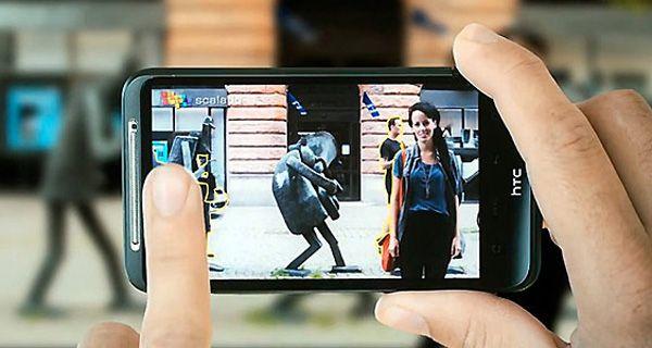 Una tecnología borra al instante gente y objetos indeseados de las fotos