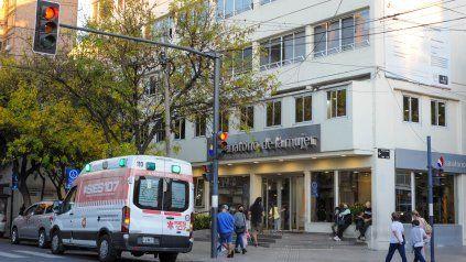 Los pacientes podrán ser atendidos en otras localidades de la provincia.