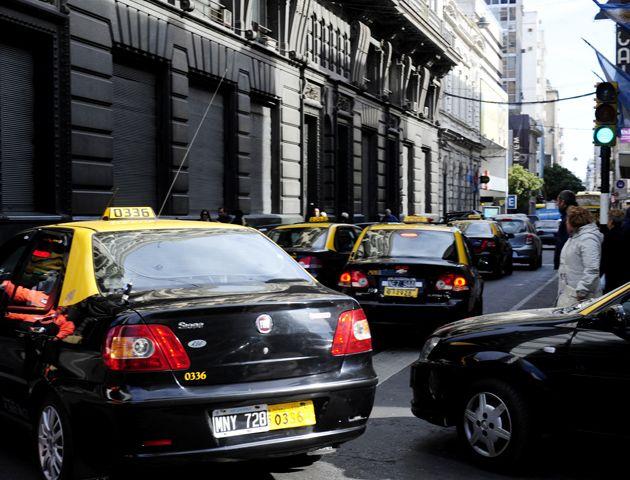 Los taxistas reclaman un urgente aumento tarifario.