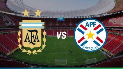 La Selección Argentina enfrentará a Paraguay por la tercera fecha del Grupo A de la Copa América