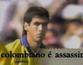 A 15 años del gol en contra del colombiano Escobar que significó su asesinato