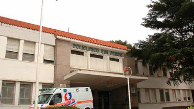 El padre de López lo llevó en moto hasta el Hospital Eva Perón pero llegó sin vida.
