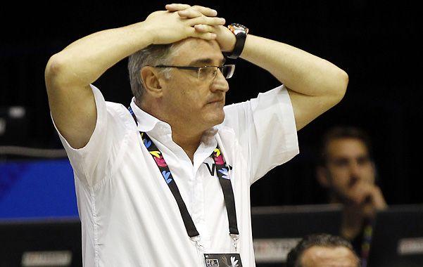 Lamas afirmó ayer que pese a la decisión de no continuar en el cargo de entrenador del seleccionado argentino podría formar parte de un futuro proyecto deportivo de la Confederación Argentina de Básquetbol