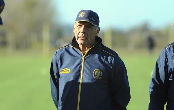 El técnico Miguel Russo está convencido de que su equipo logrará el ascenso.