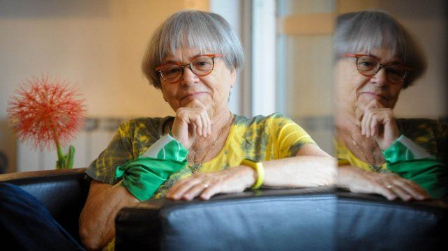 Raque Chiara, ex decana de Medicina entre 1998 y 2006 e impulsora del cambio curricular que incorporó al aborto como problema de salud individual y social.