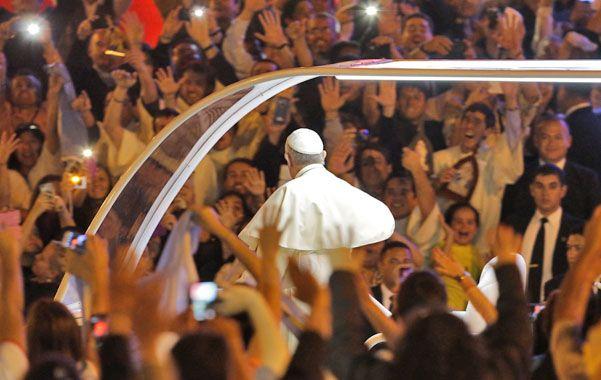 Aclamado. El Sumo Pontífice