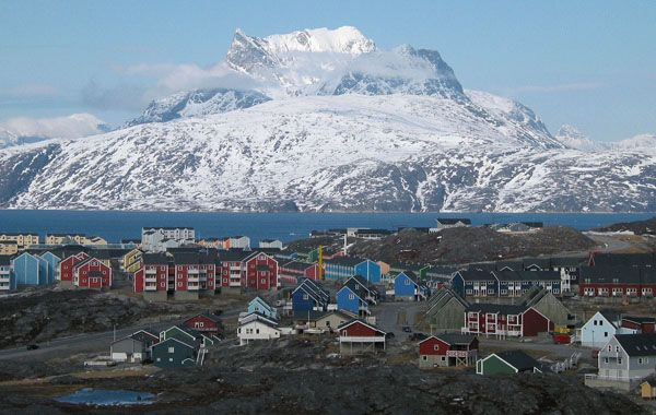 Postal de Nuuk