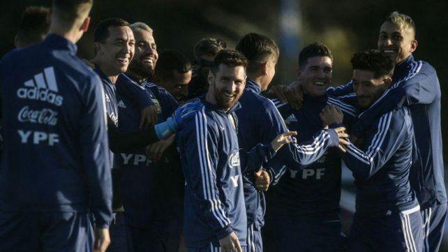 Ver a Messi con la selección cuesta un kilo y dos pancitos