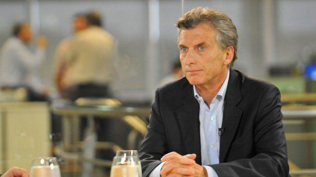 Macri dijo que el país transita una semana con situaciones particularmente complejas